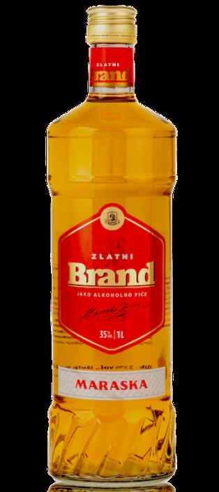 Maraska Zlatni Brand - Brandy