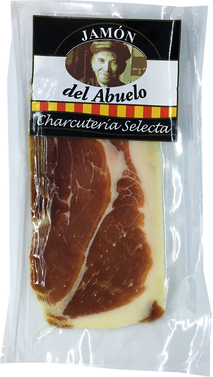 Serrano Schinken 100 gr. geschnitten