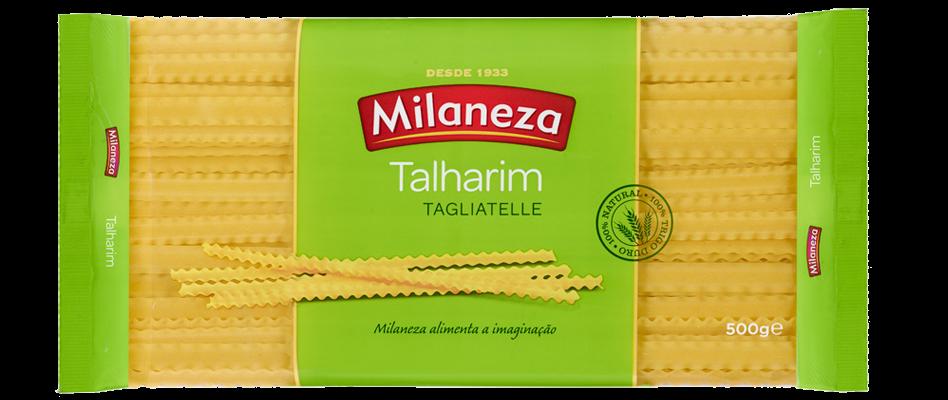 Massa Talharim - Hartweizennudeln 500gr. - Milaneza - Portugal