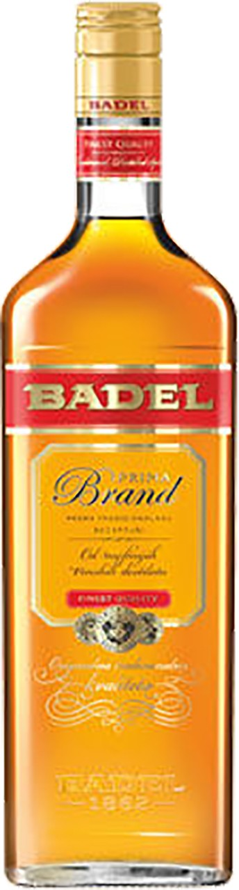 Prima Brand - Weinbrand Badel 1 Ltr.