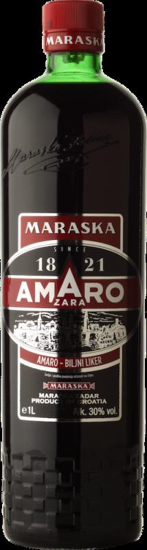 Maraska Amaro Zara - Kräuterlikör - Kroatien
