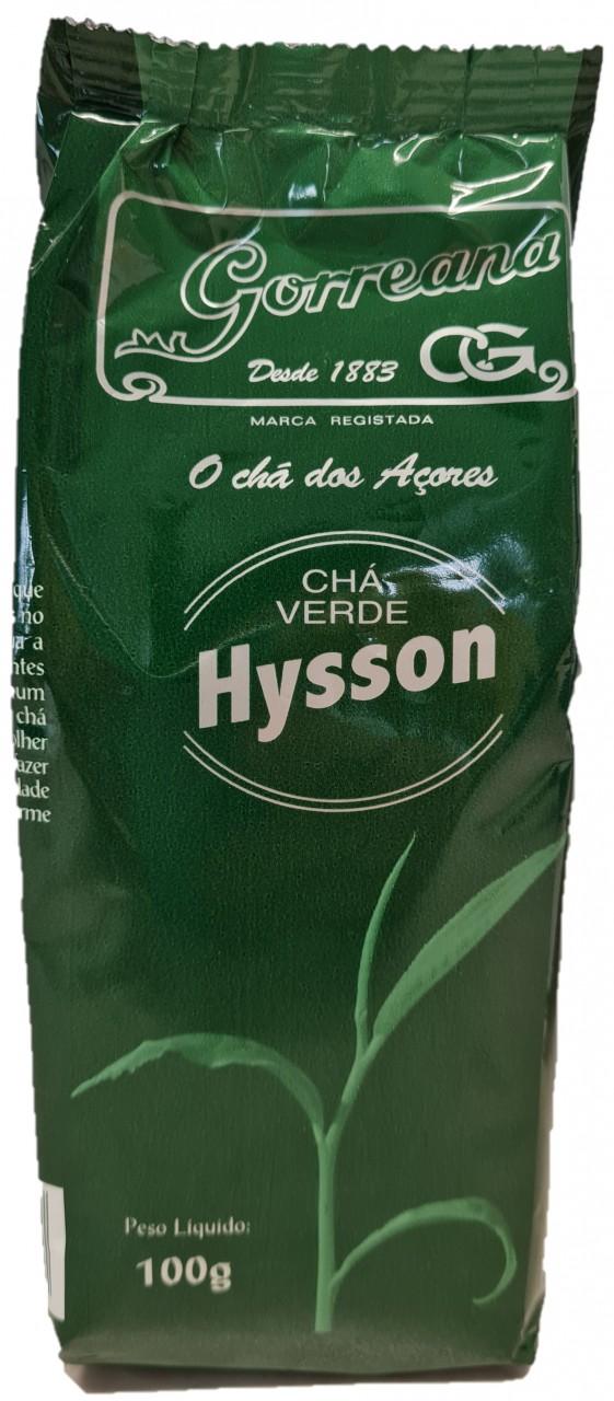Grüner Tee Hysson - Chá Verde Gorreana Açores