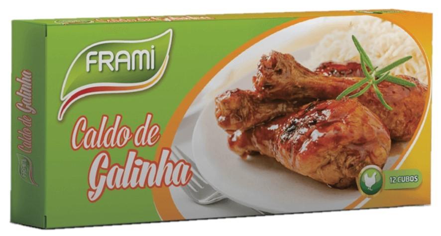 Hähnchenbrühwürfel - Caldo de Galinha 12 Stück - Frami - Portugal