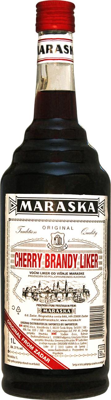 Maraska Cherry Brandy - Sauerkirschlikör - Kroatien