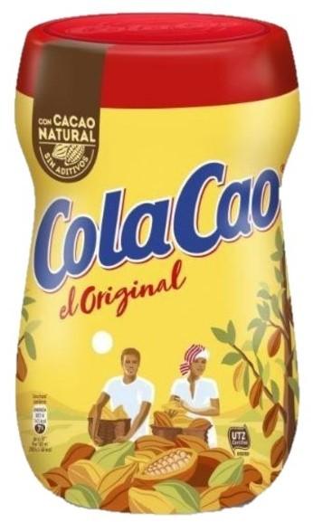 Kakaopulver Zubereitung - Cola Cao Original