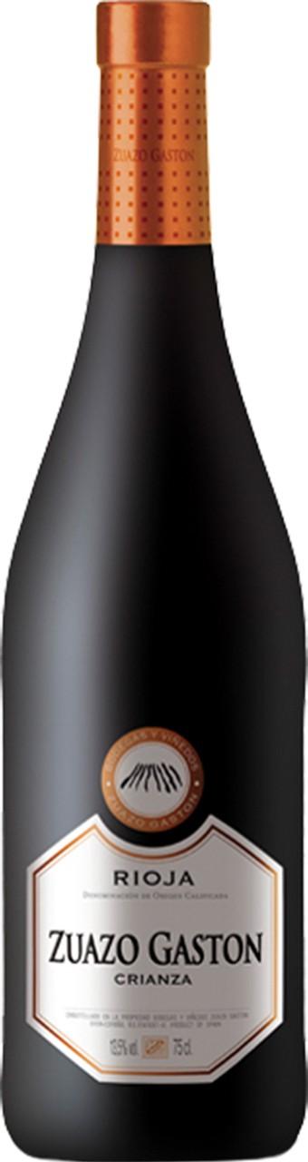 Zuazo Gaston Crianza Tinto - Rotwein - Rioja - Spanien