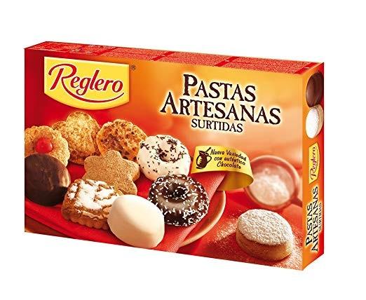 Gebäckmischung - Pastas Artesanas