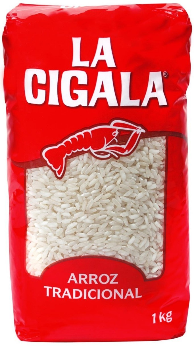 Paella Reis - Arroz de Paella