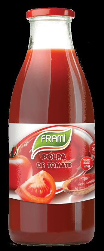 Tomatenfruchtfleisch - Polpa de Tomate Frami