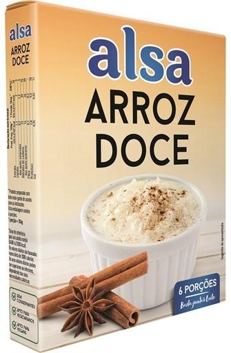 Milchreis Zubereitungspulver - Arroz Doce