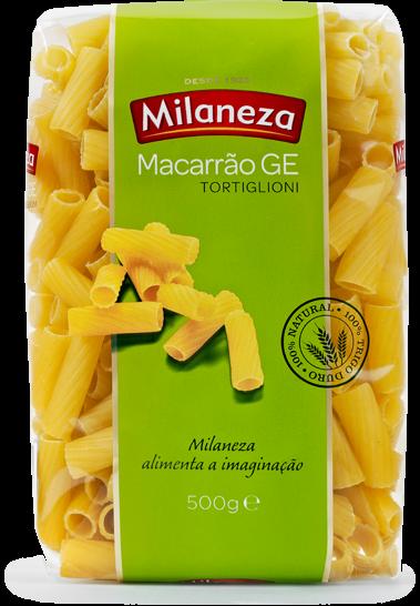Massa Macarrao GE - Hartweizennudeln 500gr. - Milaneza - Portugal
