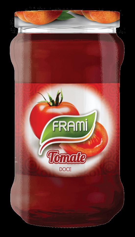 Tomatenkonfitüre - Doce de Tomate Frami