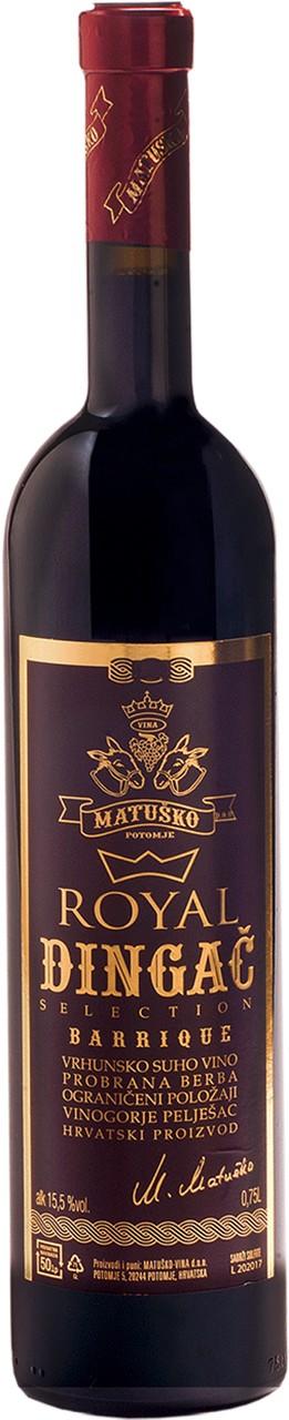 Matusko Dingac Royal Selection