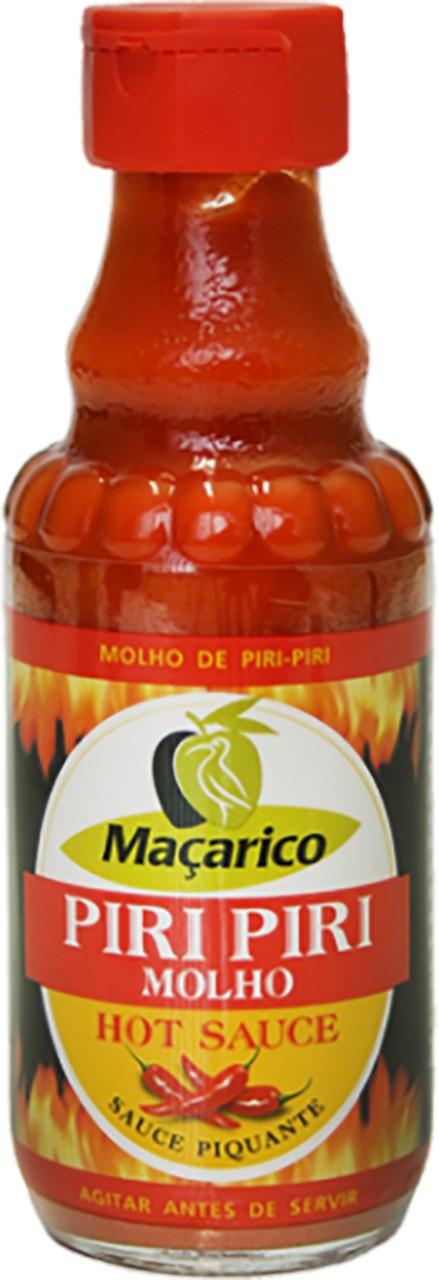 Scharfe Piri-Piri-Sauce - Molho Piri-Piri