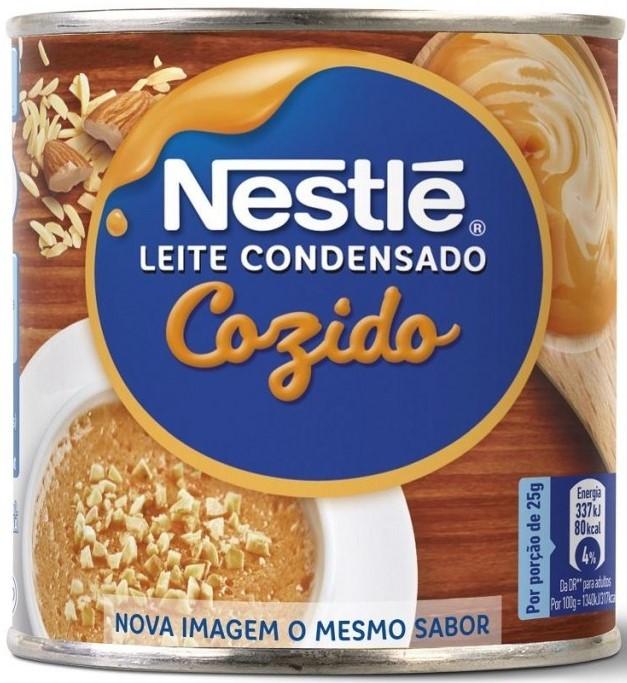 Gekochte gezuckerte Kondensmilch - Leite Condensado Cozido