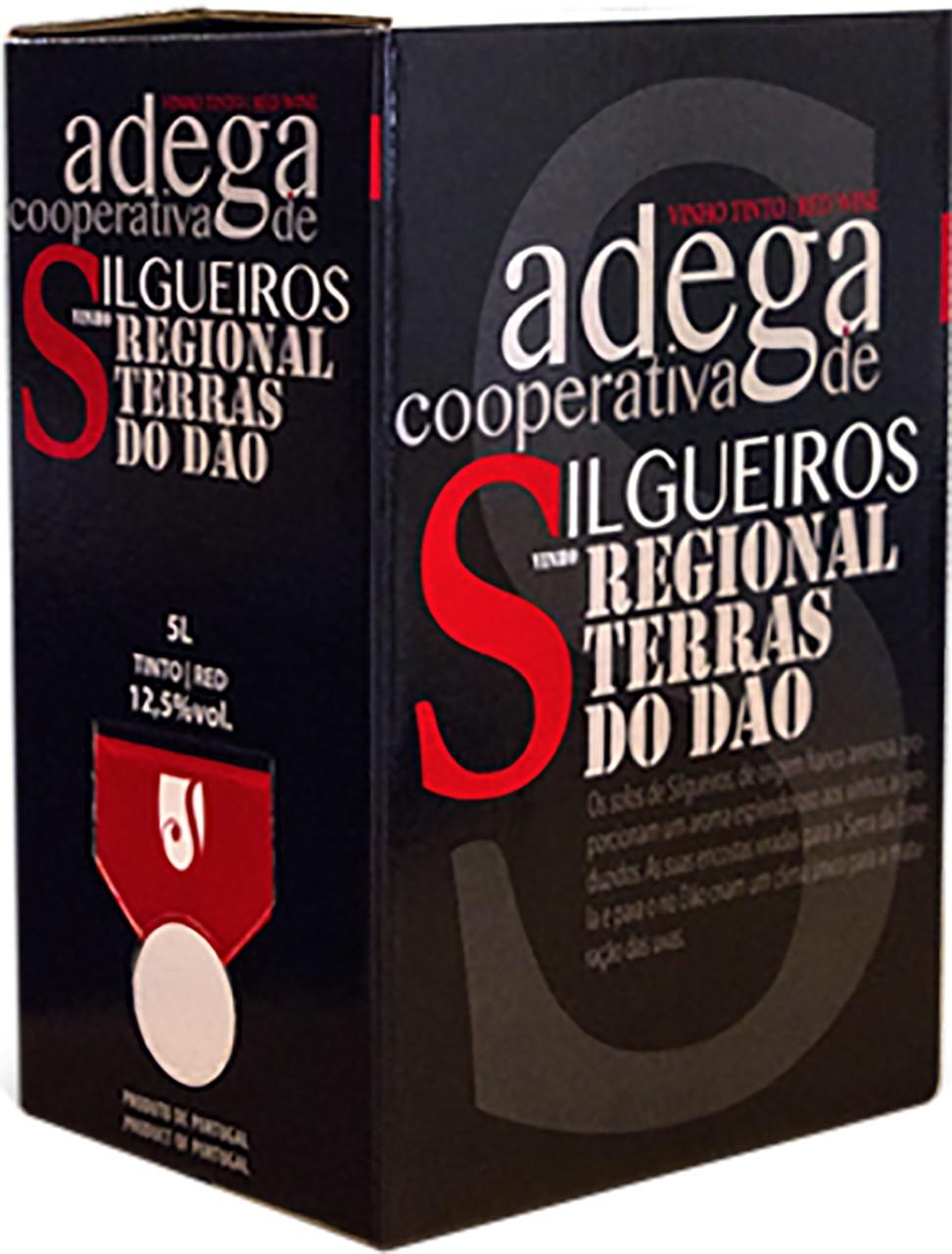 Silgueiros Tinto 5 Ltr. - Rotwein - Bag in Box - Dão - Portugal