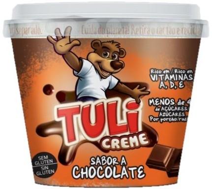Tulicreme Chocolate - Schokoladenaufstrich