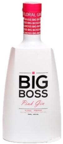 Big Boss Pink Gin Premium - Portugal