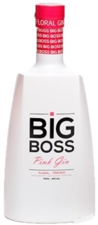 Big Boss Pink Gin Premium