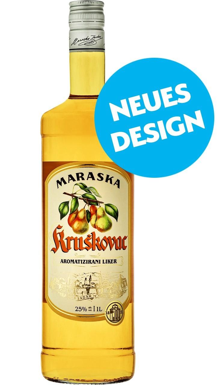 Maraska Kruskovac - Birnenlikör