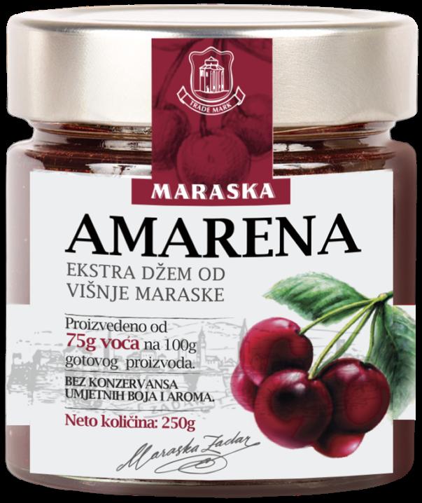 Maraska Amarena džem - Sauerkirschmarmelade
