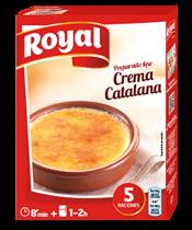 Katalanische Creme Dessert Zubereitungspulver - Crema Catalana