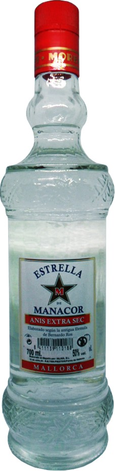 Anislikör Estrella Manacor Extra Seco