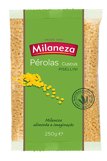 Massa Cuscus - Hartweizennudeln 250gr. - Milaneza - Portugal