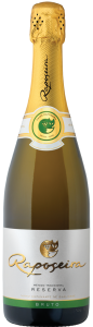 Sekt Raposeira Trocken - Espumante Bruto - Schaumwein - Portugal