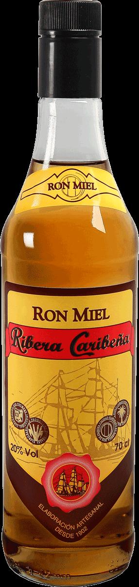Rum mit Honig - Ron con Miel Caribeña