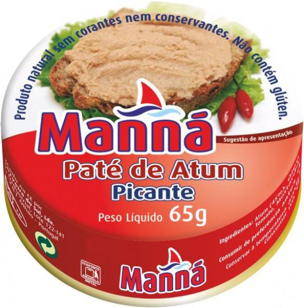 Thunfischpastete Pikant - Paté de Atum Picante