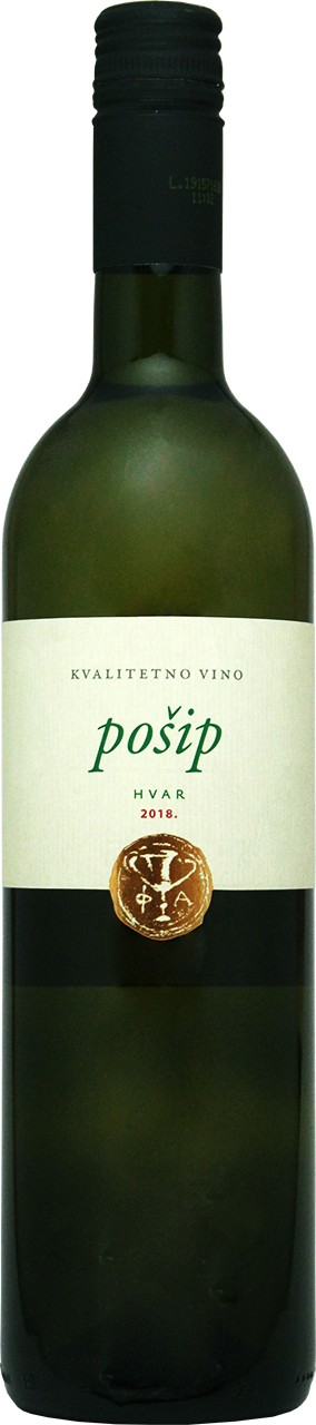 Pošip Hvar - Weißwein - Insel Hvar - Kroatien