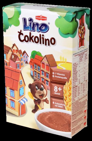 Weizenflakes Čokolino (Babybrei) - Podravka - Kroatien