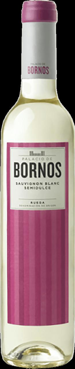 Bornos Semidulce Blanco