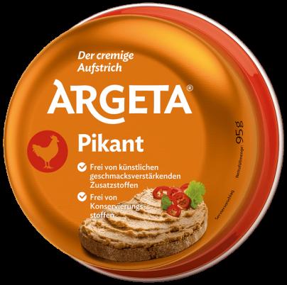 Argeta Huhn Pikant - Geflügelpastete