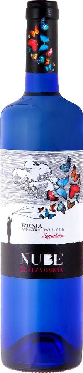 Nube de Leza García Sweet Blanco
