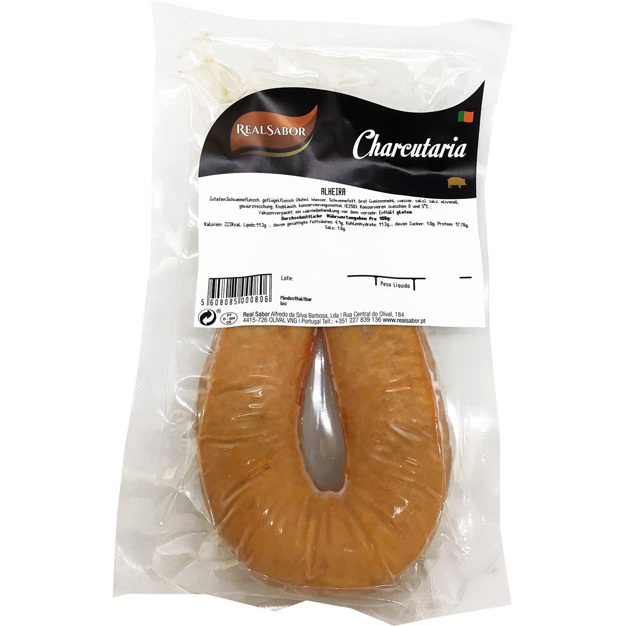 Chouriça Alheira - Mehlwurst