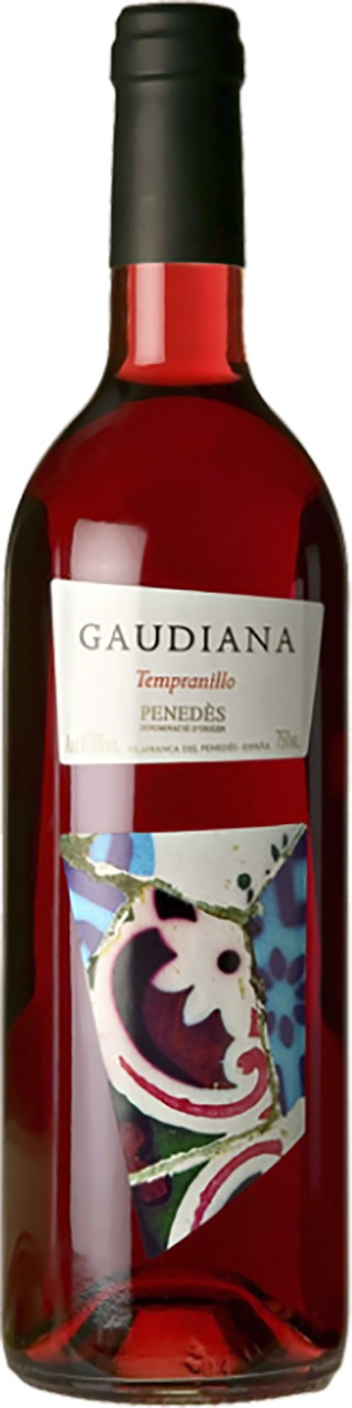 Gaudiana Rosado - Rosewein - Penedés - Spanien