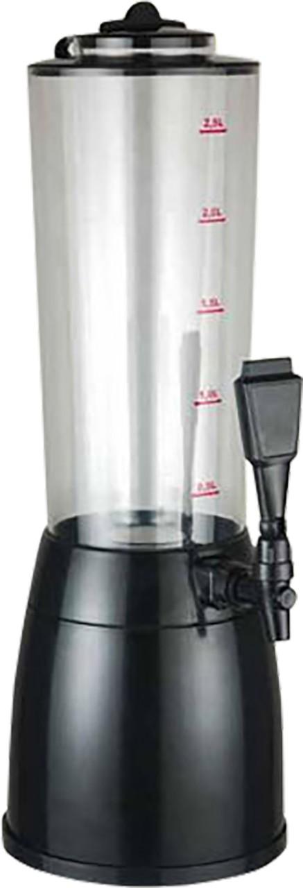 Biertower Zapfsäule 2,5 Liter + LED Beleuchtung