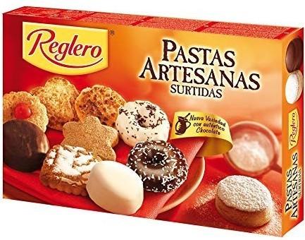 Gebäckmischung - Pastas Artesanas - Reglero - Spanien