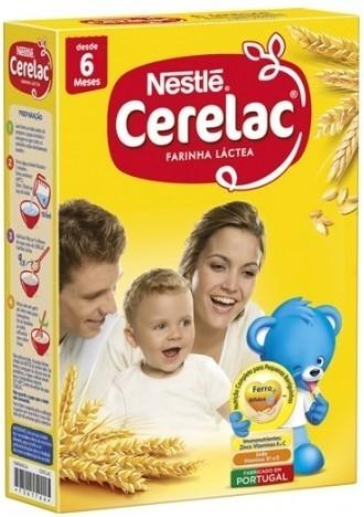 Anrühr-Brei Milchbrei - Cerelac - Nestle - Portugal