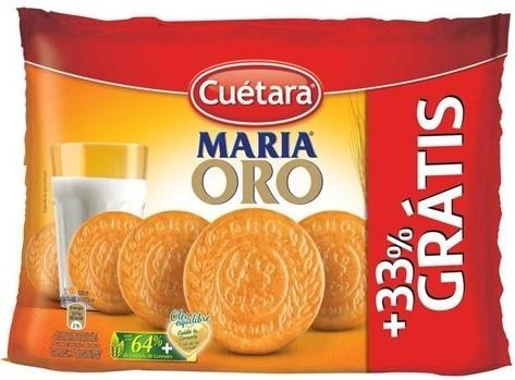 Bolacha Maria Oro - Kekse - Cuetara - Portugal