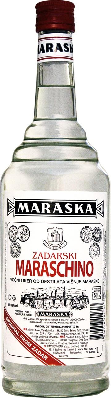 Maraska Maraschino Likör - Sauerkirschlikör - Kroatien