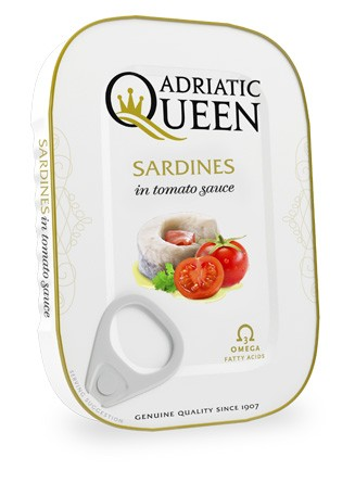 Sardinen in Tomatensauce - Sardina u umaku od rajčice
