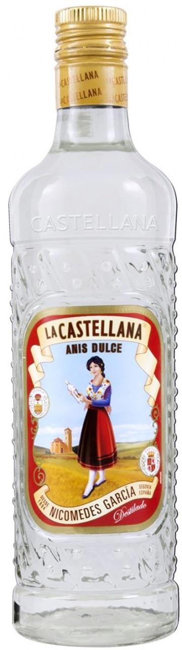 Süßer Anislikör - Anis La Castellana Dulce