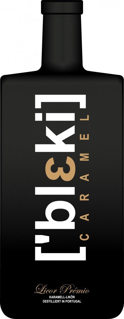 Karamell Premium-Likör Bleki 18%