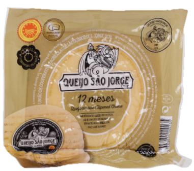 Queijo São Jorge DOP 12 Meses 300 gr.