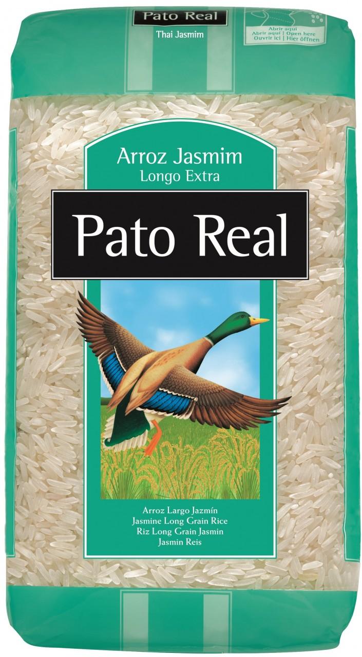 Jasminreis - Arroz Jasmim - Pato Real - Portugal