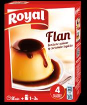 Karamelldessert Zubereitungspulver - Flan Royal