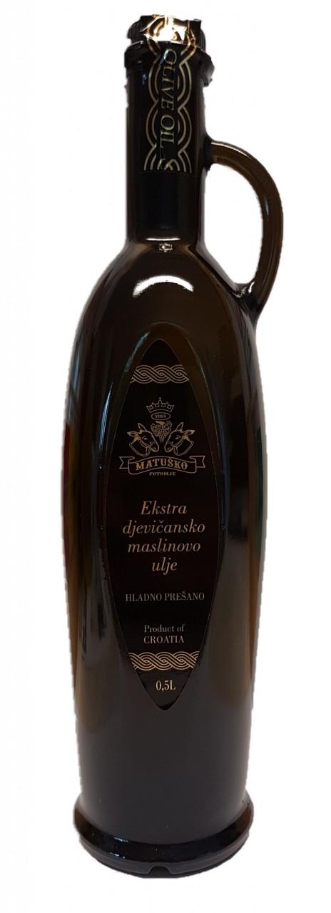 Premium natives Olivenöl extra Matusko 0,5 Ltr. - Kroatien